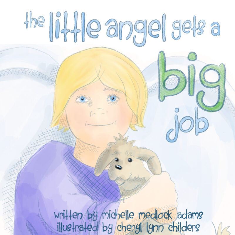 The Little Angel Gets a Big Job