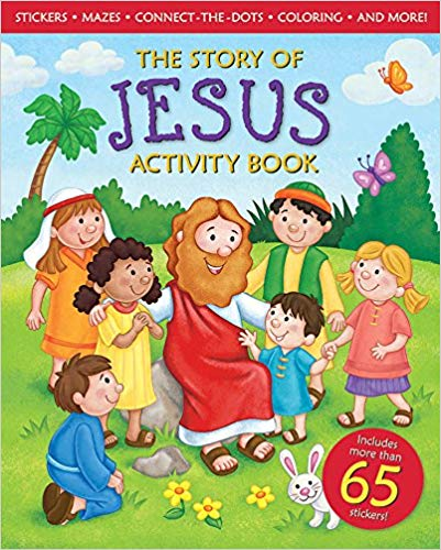 The Story of Jesus Activity Book