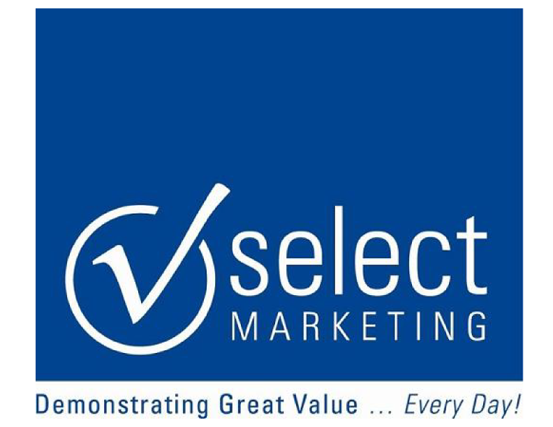 Select Marketing Canada - Booth 215