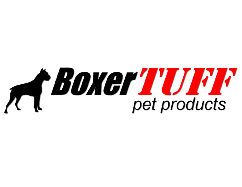 BoxerTUFF Pet Products - Booth 100