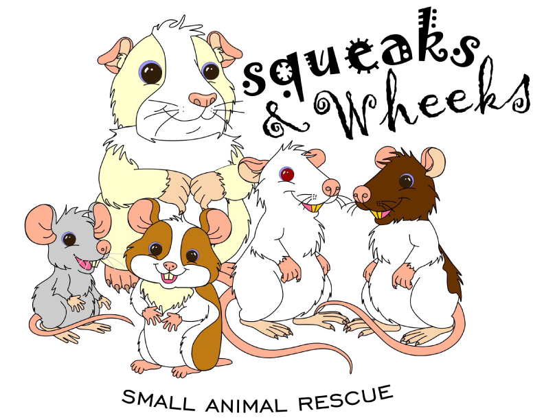 Squeaks and Wheeks Small Animal Rescue - Booth 505