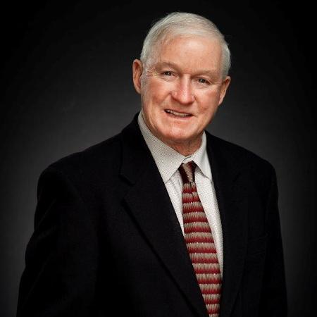 RICHARD D. MCGOEY portrait