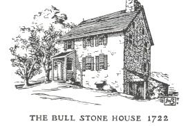 The Bull Stone House 1722