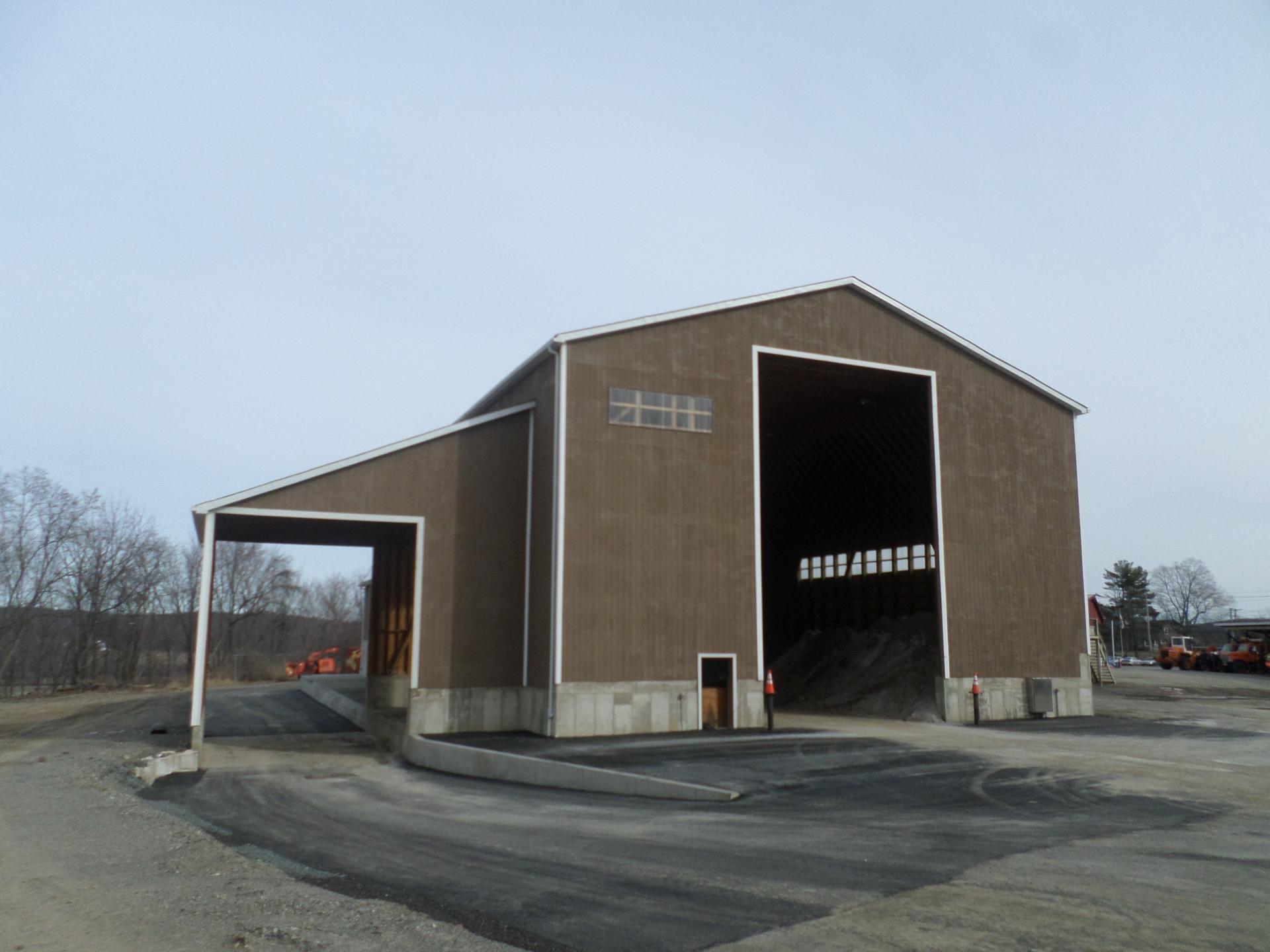 Wallkill Salt Barn 7