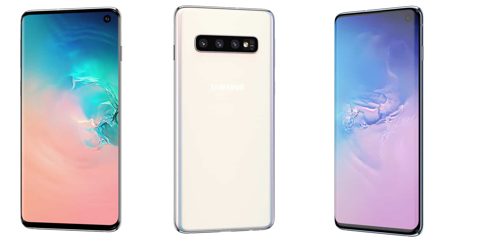 Galaxy S10 - smartphones
