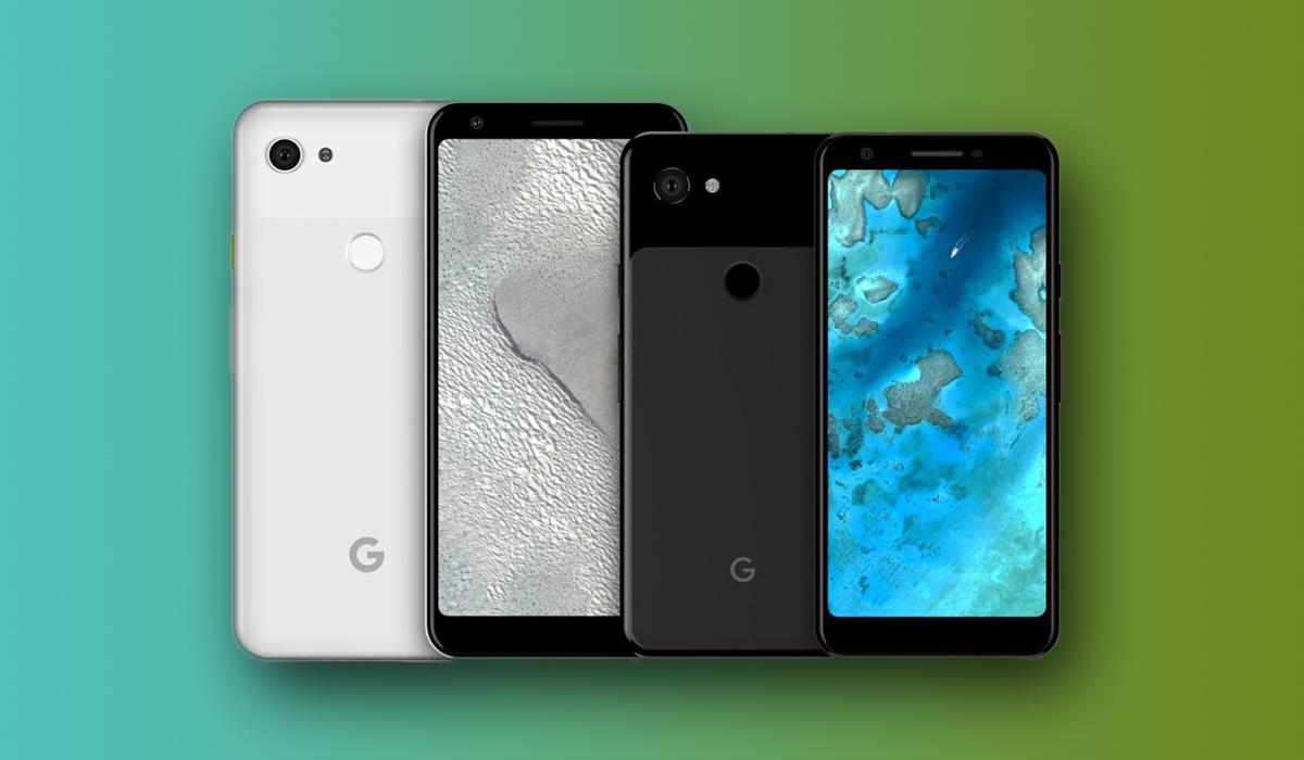 Pixel 3a / 3a XL