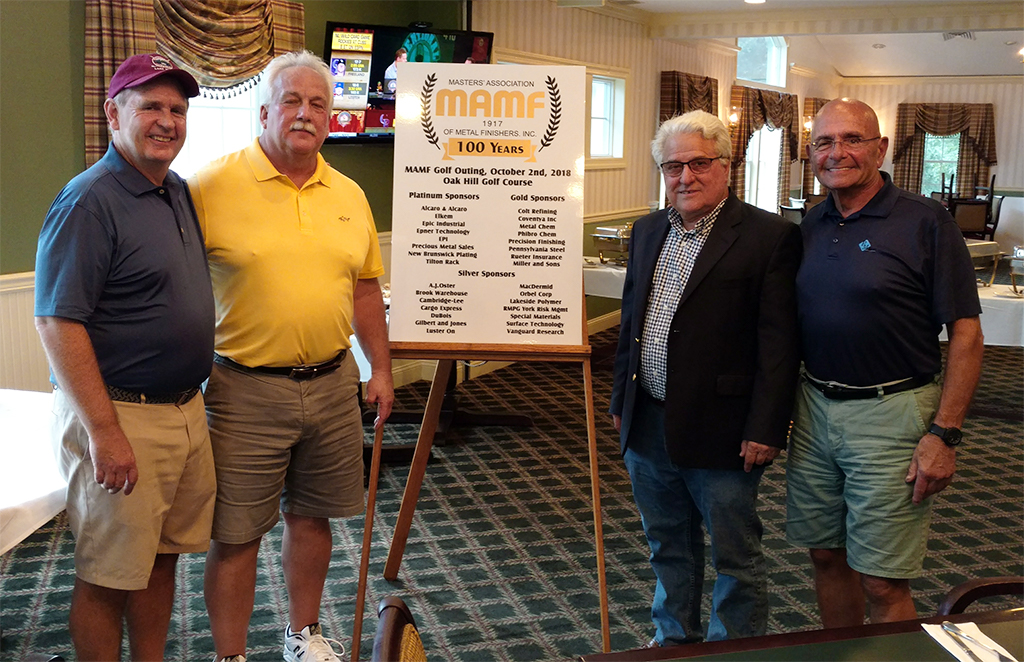 MAMF Annual Golf Outing