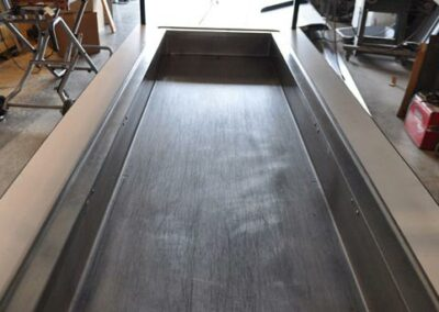 coffee cart countertop