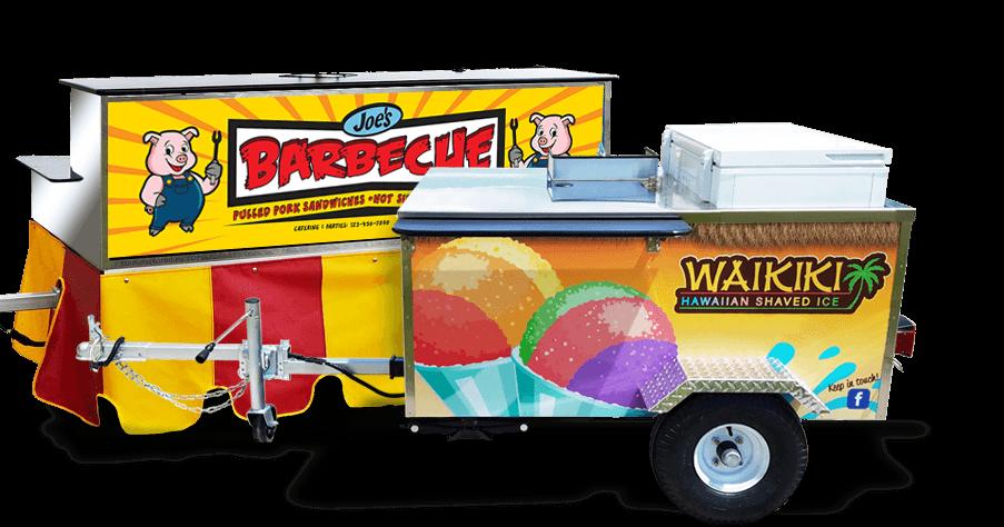 specialty food carts