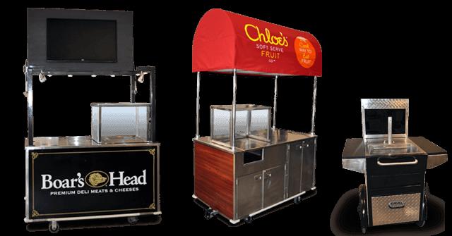 food cart repair