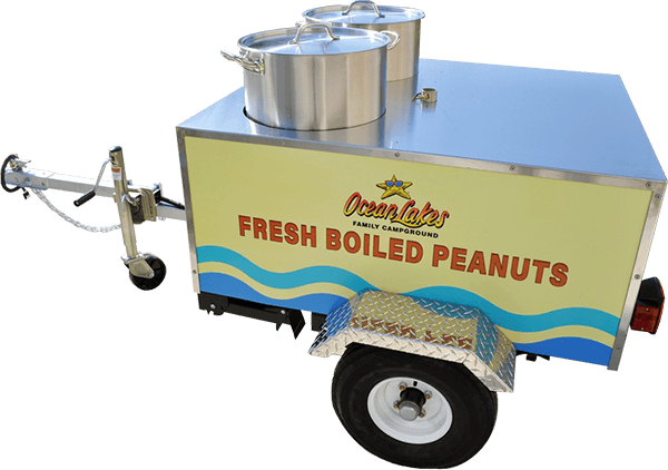 Mobile food cart business in Florida