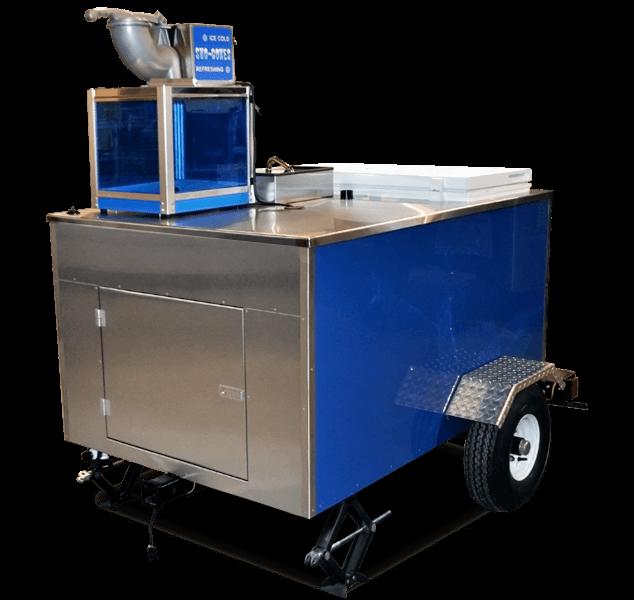 sno-cone cart