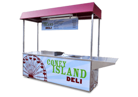 concession carts