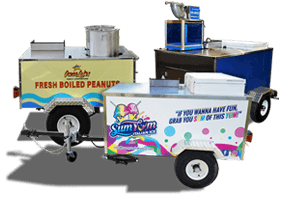 top dog carts specialty food carts