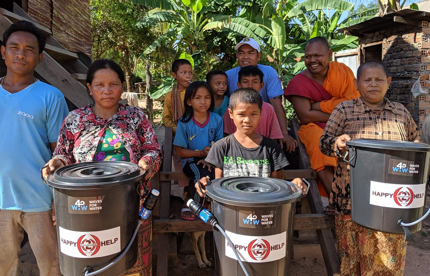 2018 Trip: Battambang & Siem Reap
