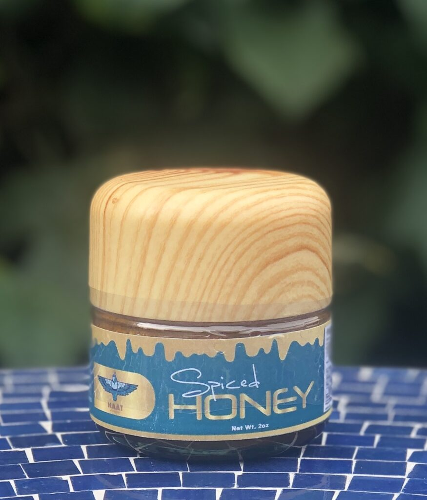 Infused Spiced Honey by MAAT Apothecary, Oakland, Ca