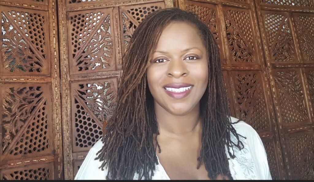 MAAT Apothecary Founder, Alicia Holcombe