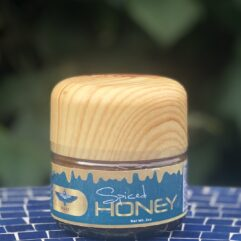 Infused Spiced Honey by MAAT Apothecary