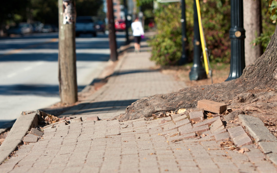 $900,000 Settlement: Landlord Didn't Fix Damaged Sidewalk