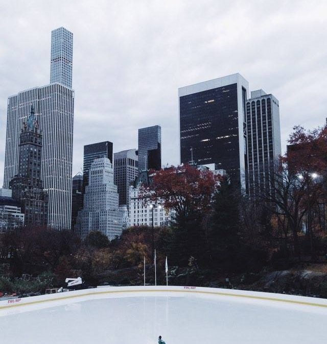 Ice Rink Wasn't Properly Maintained, Injured Skater Claimed