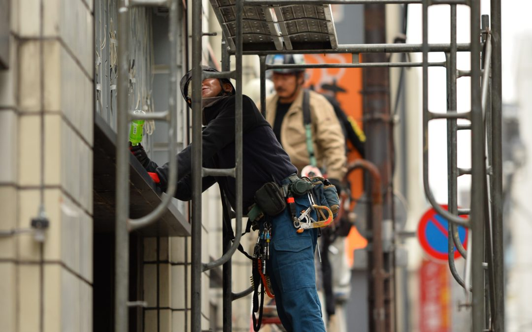 Worker Fell off of Scaffold, Claimed Disabling Injuries