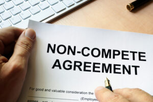 non-compete agreement