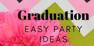 Graduation Easy Party Ideas- lizbushong.com
