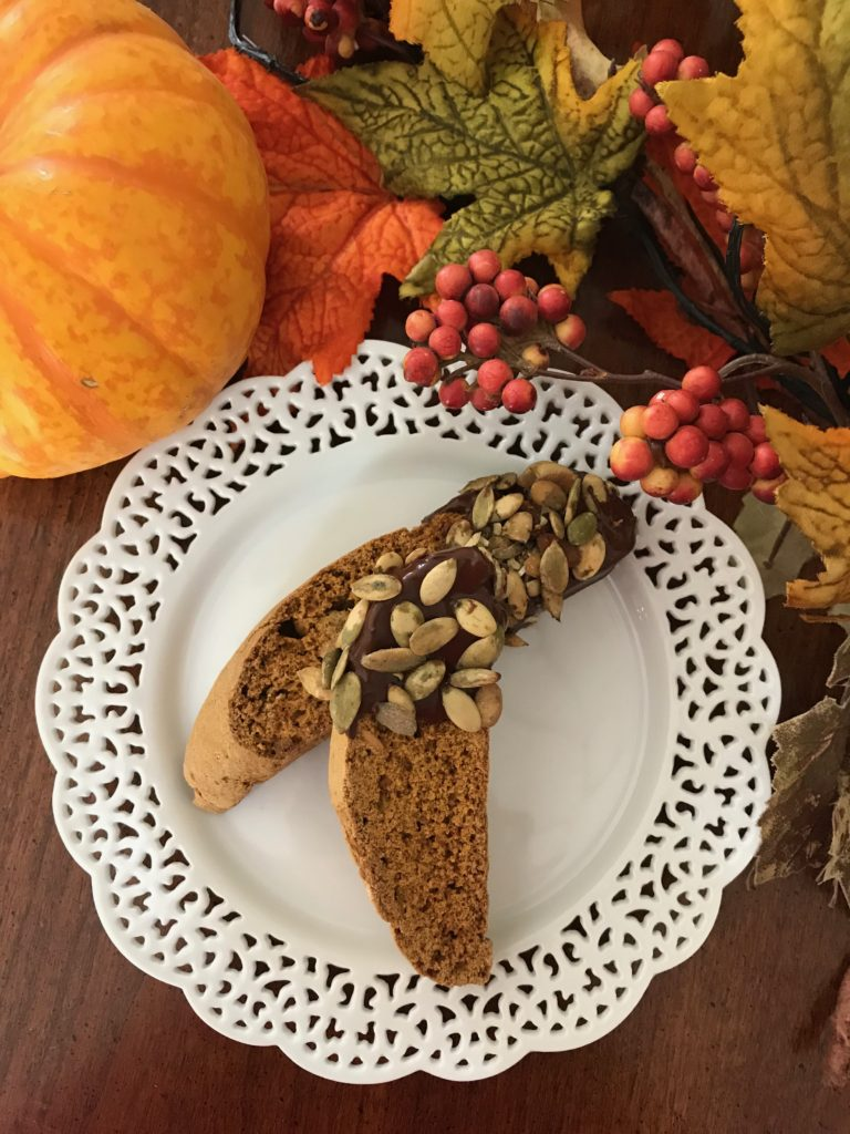 Best Pumpkin Pepita Biscotti Recipe