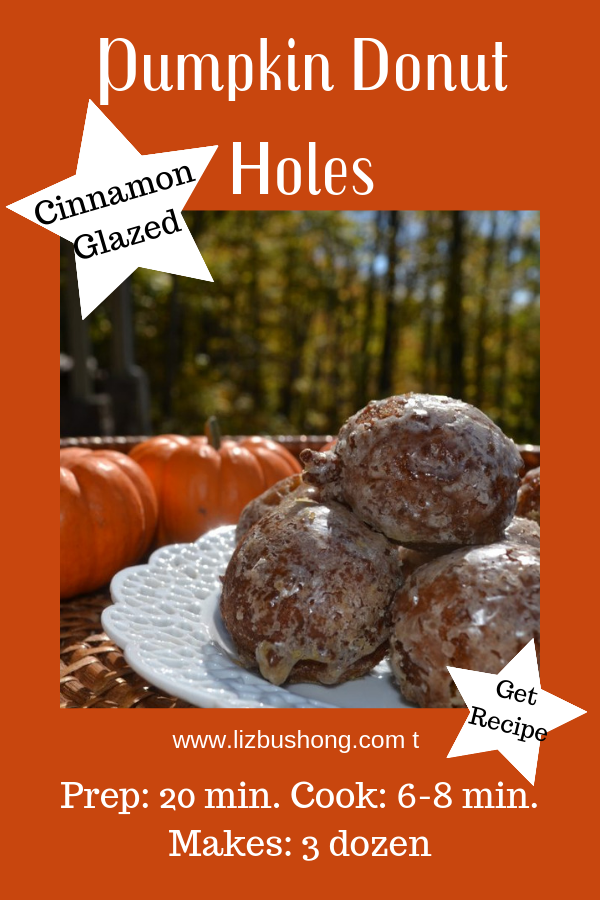 Pumpkin Donuts Hole Recipe