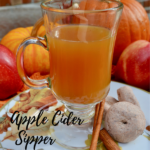 Apple Cider Sipper Recipe lizbushong.com