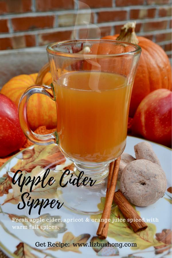 Apple Cider Sipper Recipe lizbushong.com