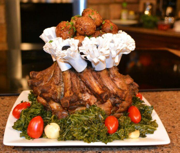 How to Make a Pork Crown Roast lizbushong.com