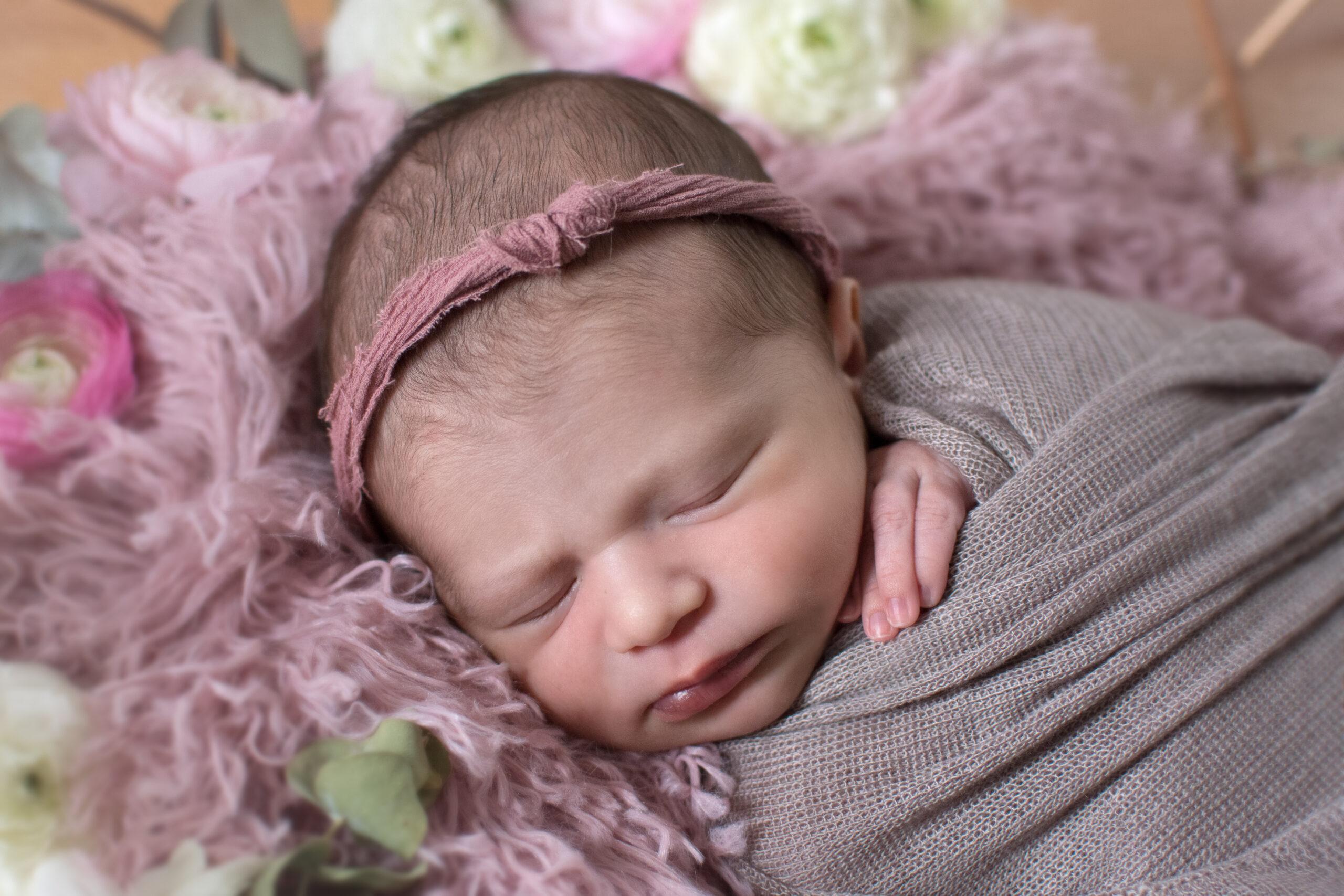 San Diego Newborn Photographer   Baby Photos La Jolla