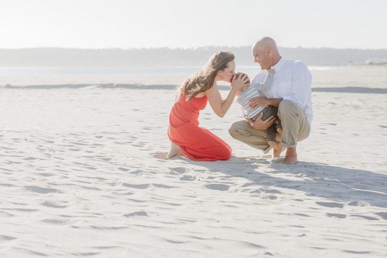 Cornado Beach Family Photos | San Diego Photographer