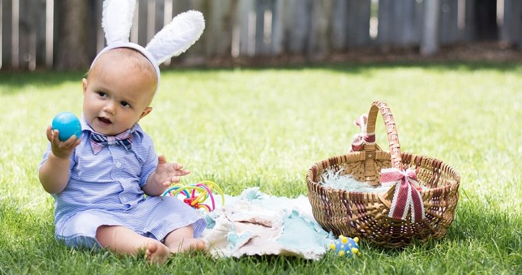 Kelly's First Easter | Milestone Moment