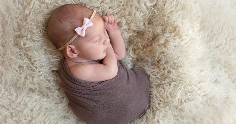Aubree Rose | Newborn Photography