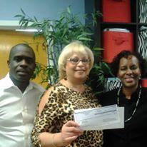Traneda Receiving First Referral Check