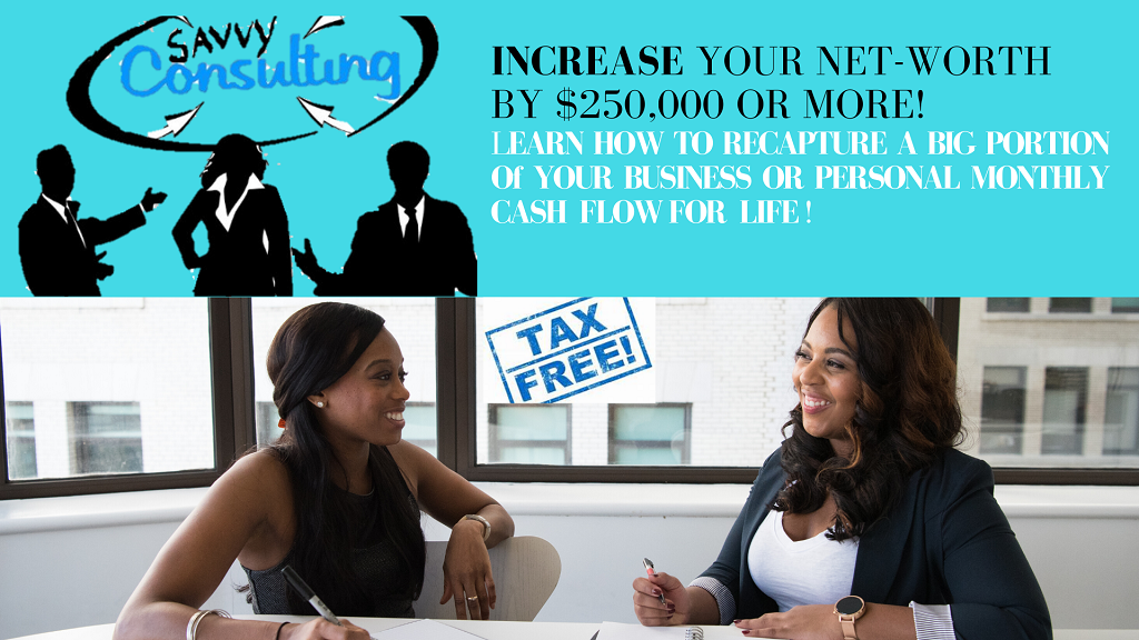 final To Recapture A Percentage of Your Monthly Take Home Cash Flow For Life! (6)