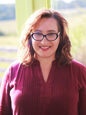 CHRS HR Director Kelsey Geist