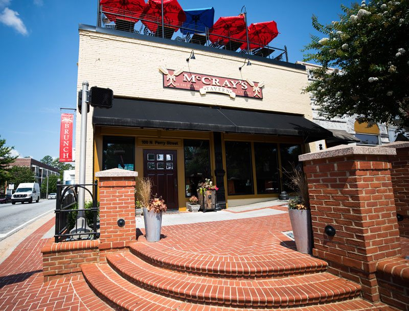 McCrays in Lawrenceville
