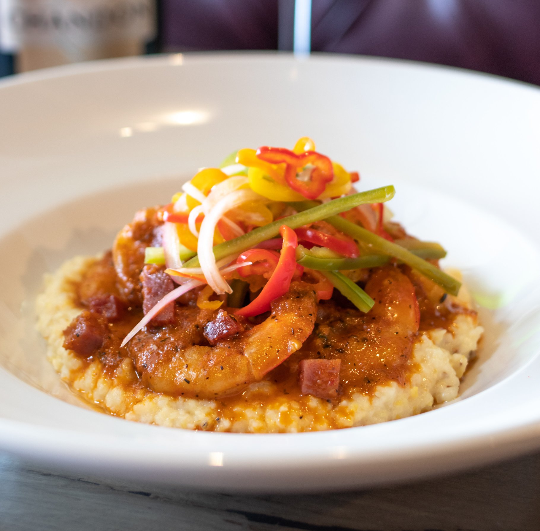 A Brief History of Shrimp and Grits