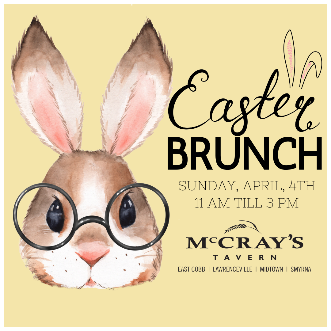 EASTER BRUNCH | Marietta, Smyrna, Lawrenceville, Midtown