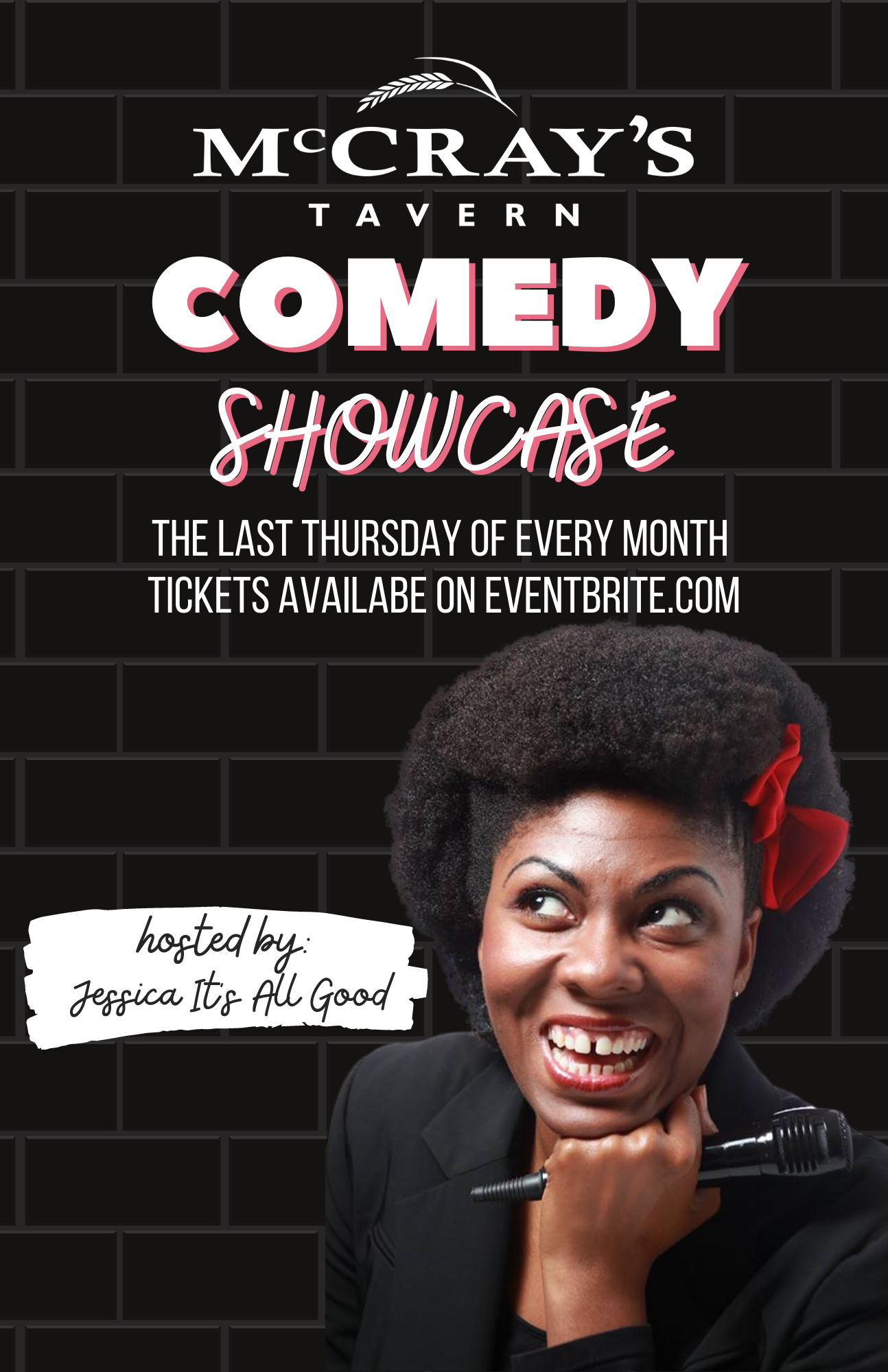 McCray's Showcase: Comedy Night | Lawrenceville