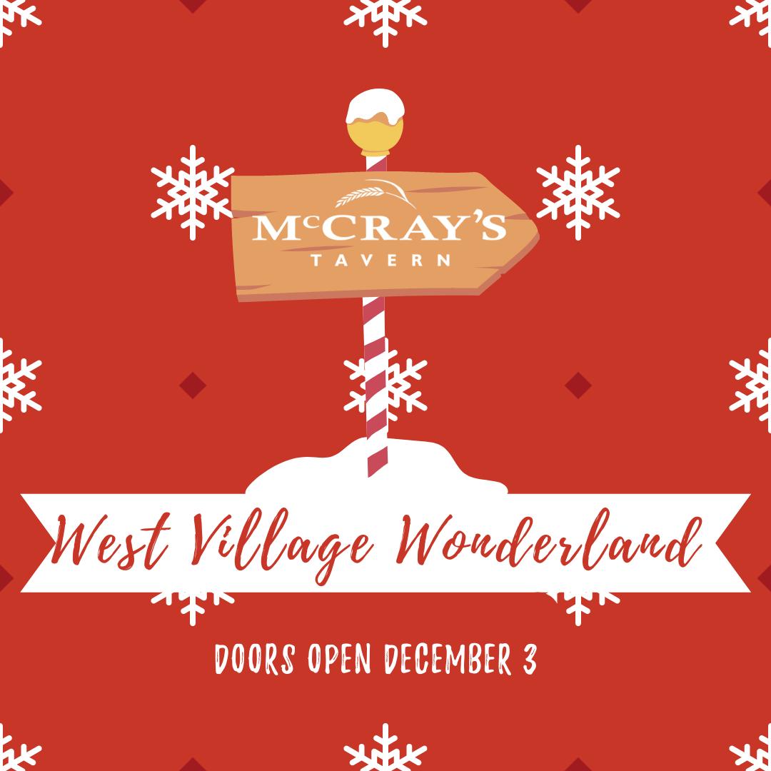 The West Pole Wonderland at McCray's Smyrna   Holiday Pop-up