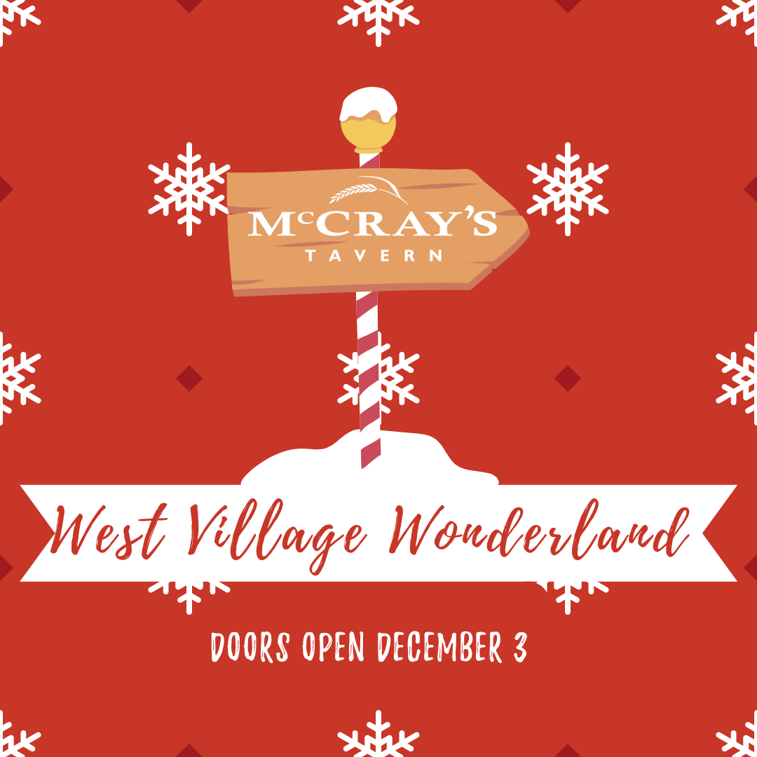 The West Pole Wonderland at McCray's Smyrna | Holiday Pop-up