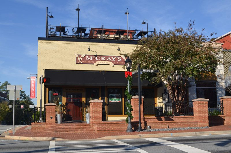 McCray's in Lawrenceville is Re-Opening Its Doors!