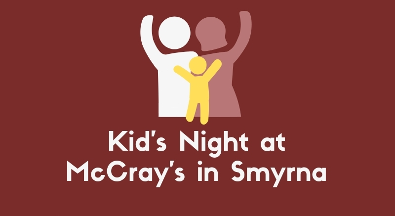 Kids Night at McCrays