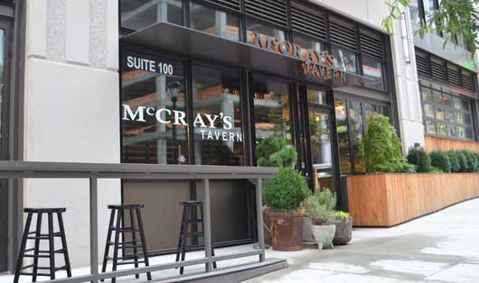 Celebrate Father's Day at McCray's Midtown