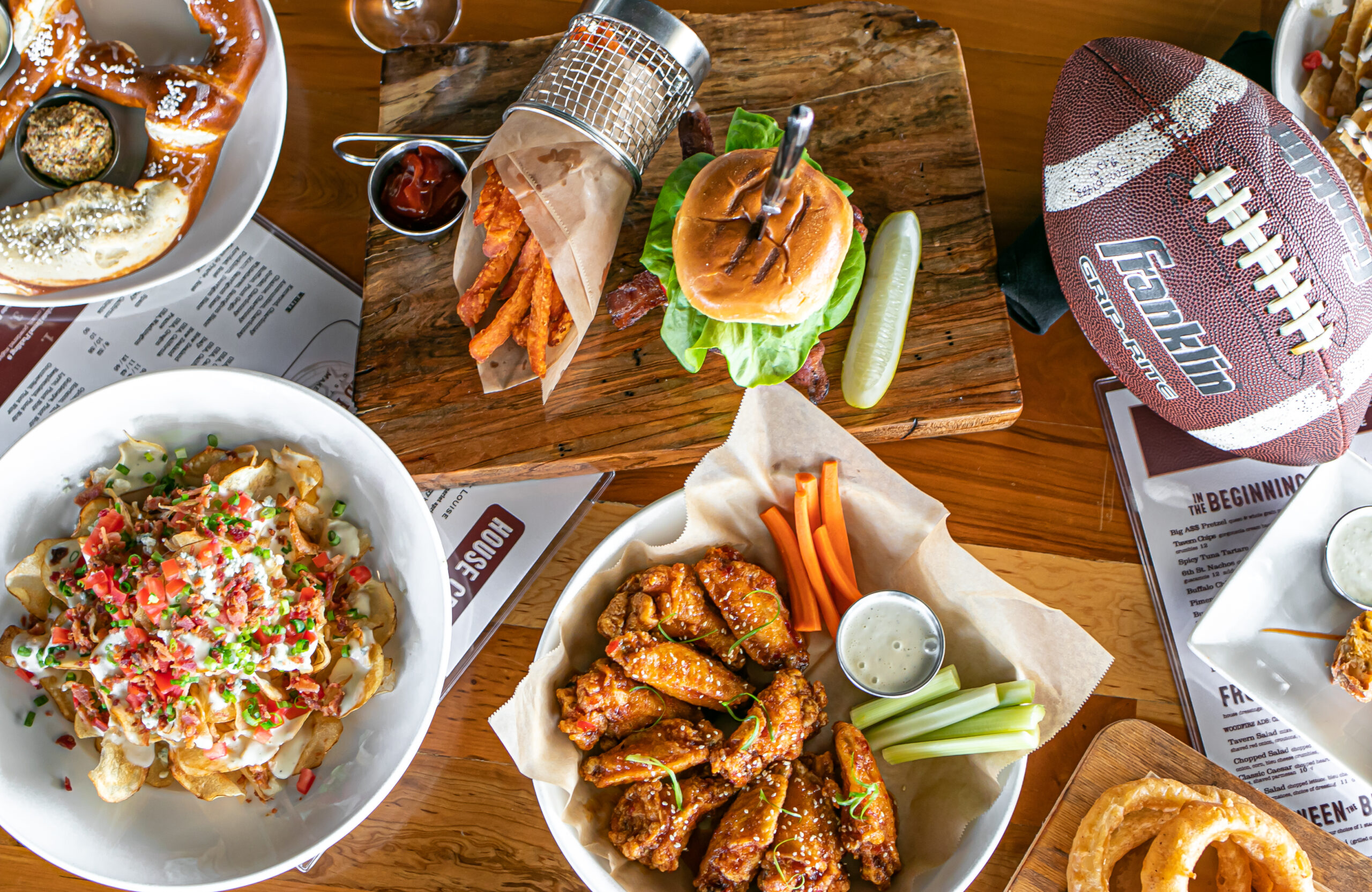 Football at McCray's | Lawrenceville, Midtown, Smyrna, East Cobb