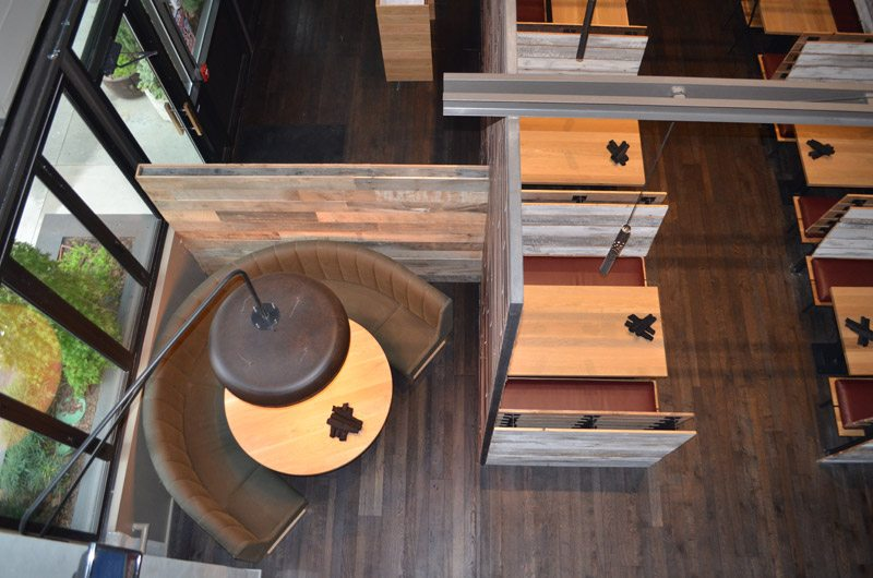 Dining Space in Midtown